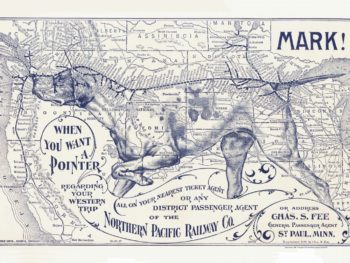 Antique U.S., State and Regional U.S. Maps
